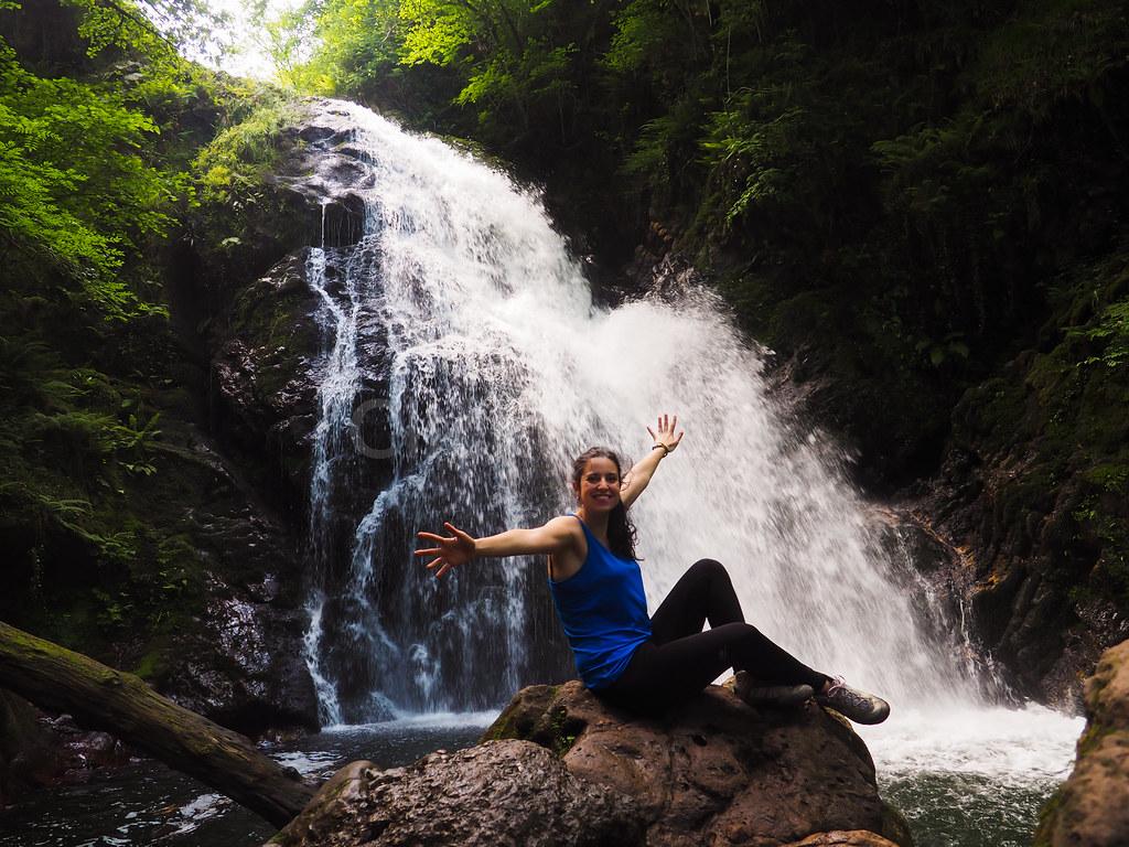 Cascada de Xorroxin · Descubre Navarra - ClickTrip