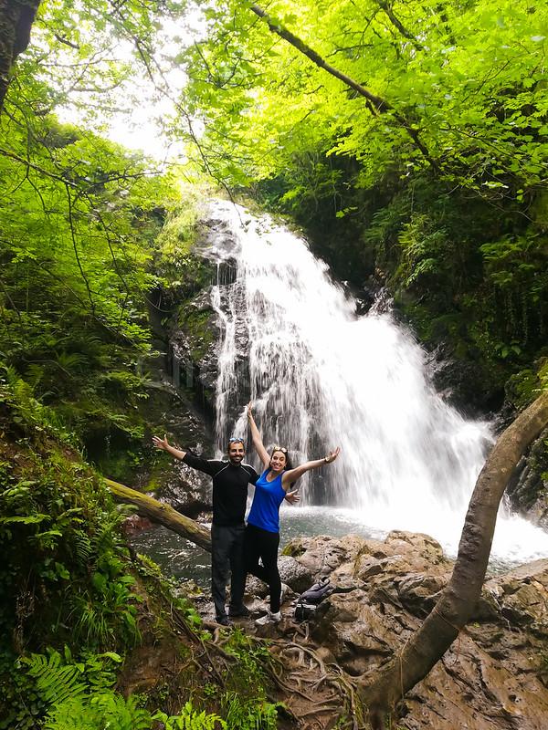 Cascada de Xorroxin - Excursiones con niños en Navarra - ClickTrip