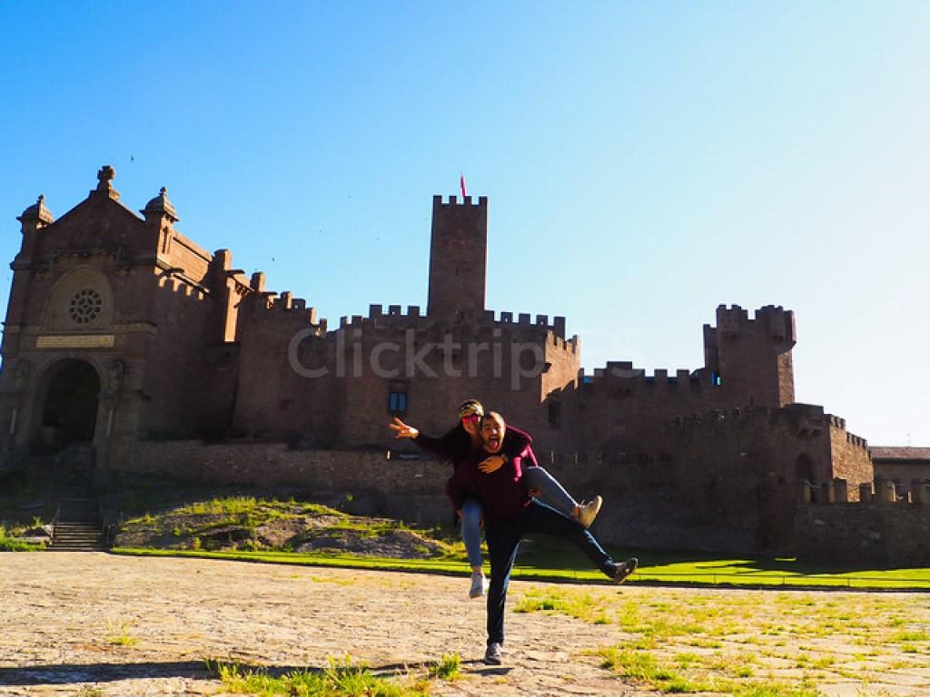 Castillo de Javier · Qué visitar, ver y hacer en Navarra - ClickTrip
