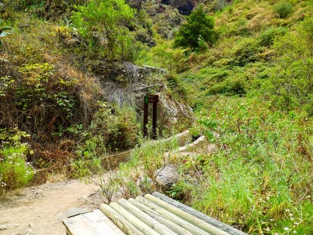 La Cogedera en el Barranco del Infierno