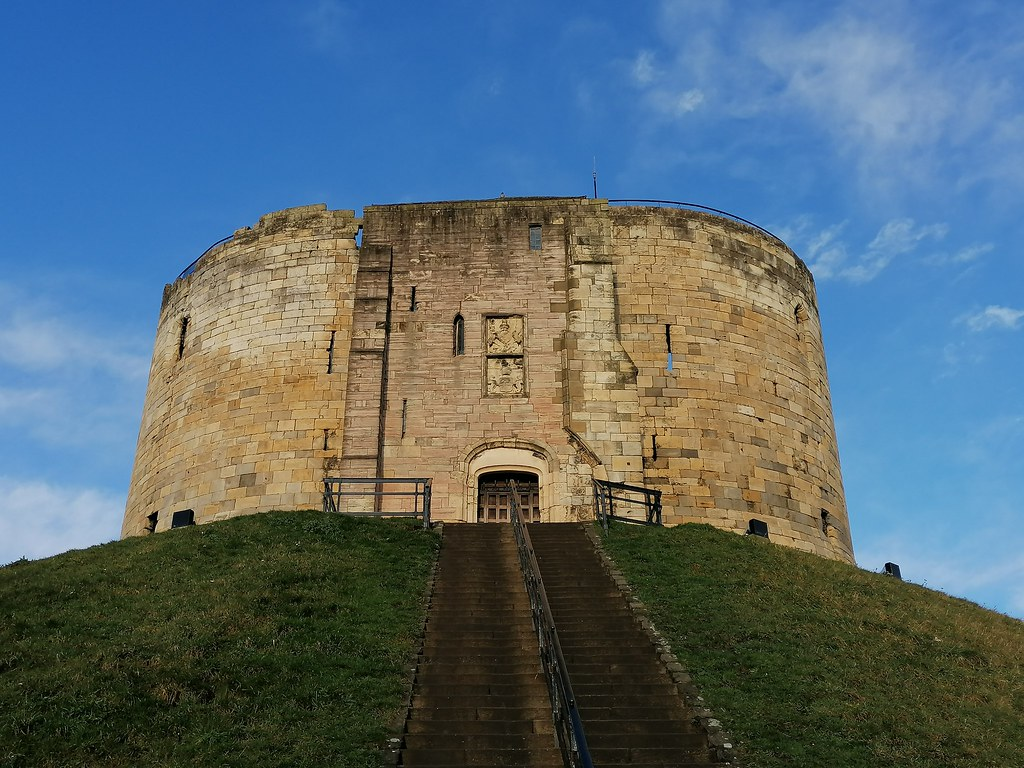 Clifford's Tower York (December 2019)