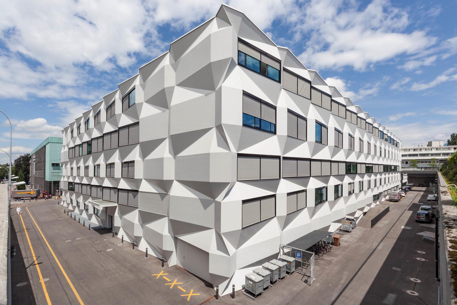 Uni/PH-Gebäude