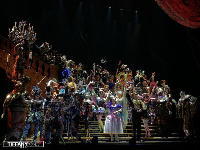 The Phantom of the Opera Singapore Cast