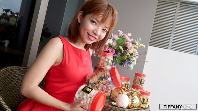Tiffany Yong CNY Delivery