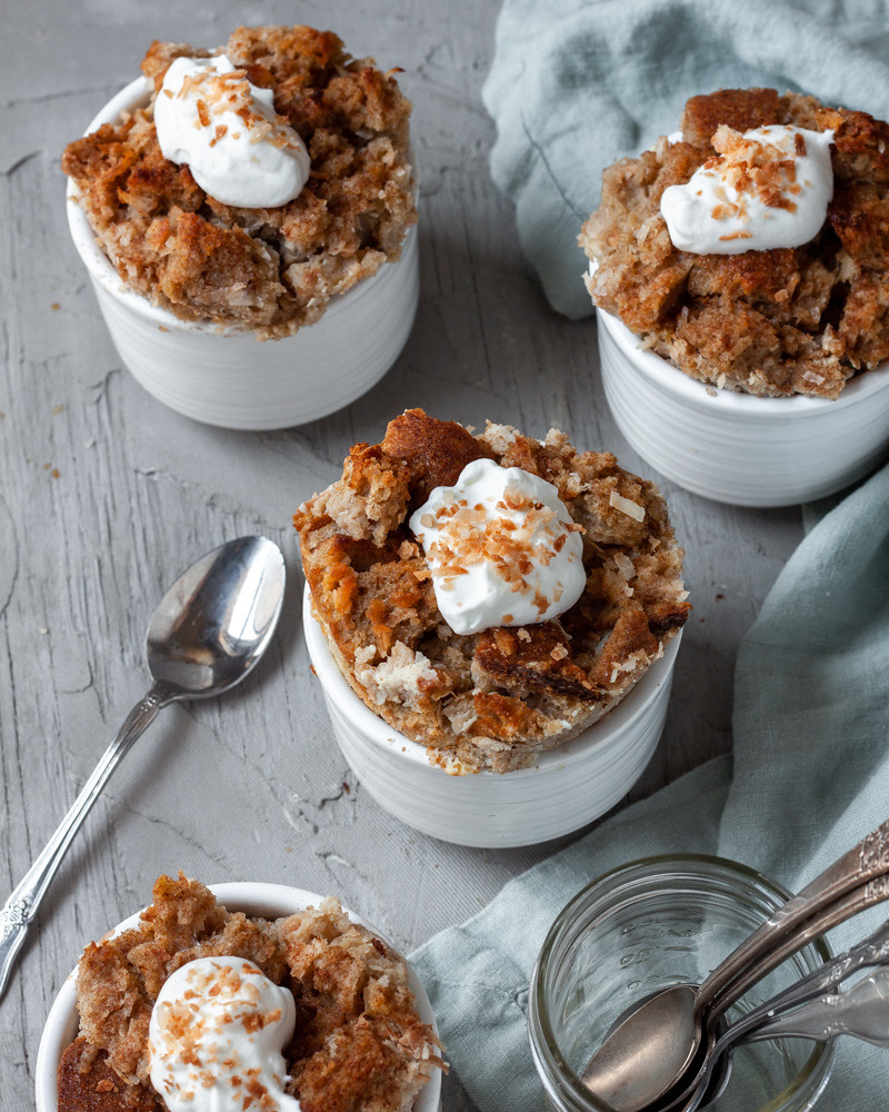 Toasted Coconut Bread Pudding BLOG (2 of 6)