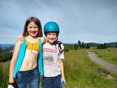 The Kids on Powell Butte