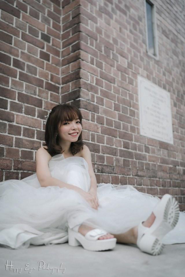 Happy Eyes Prewedding Tiffany Yong