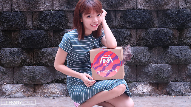 Tiffany Yong Lazada 99 Sale