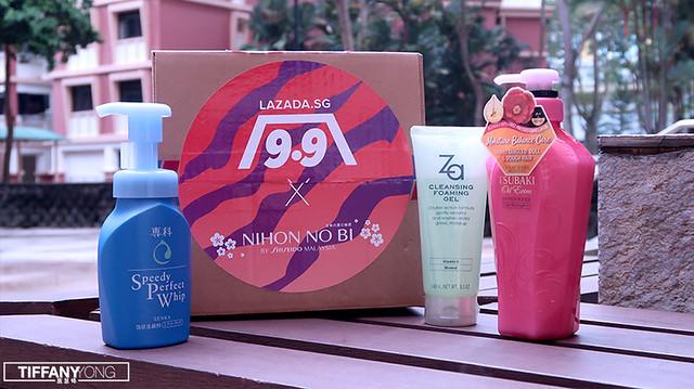 Lazada x Nihon no bi Surprise Box