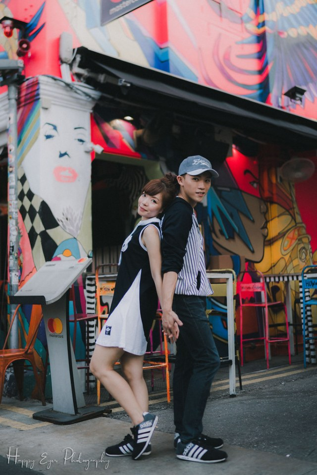 Happy Eyes Couple Shoot Epiphany Entertainment A