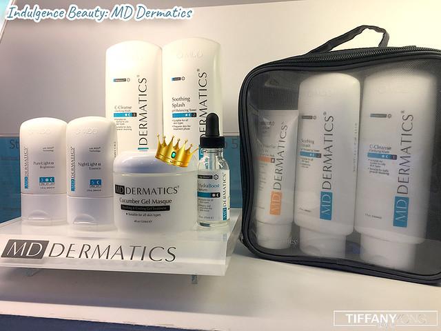 Indulgence Facial MD Dermatics
