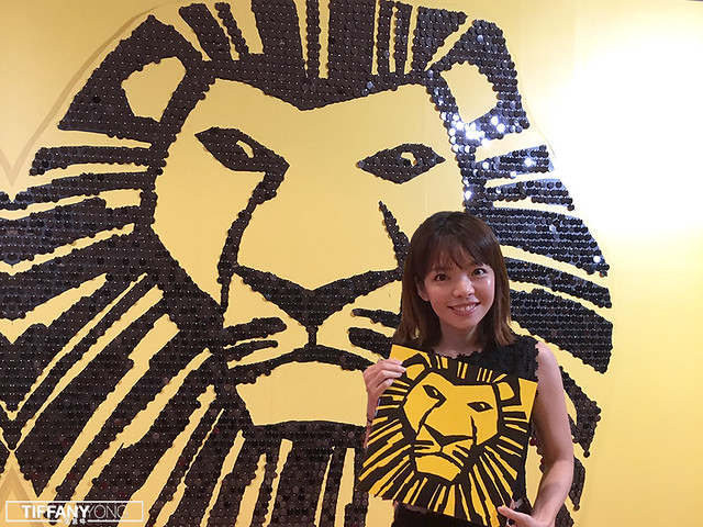 Tiffany Yong The Lion King Musical