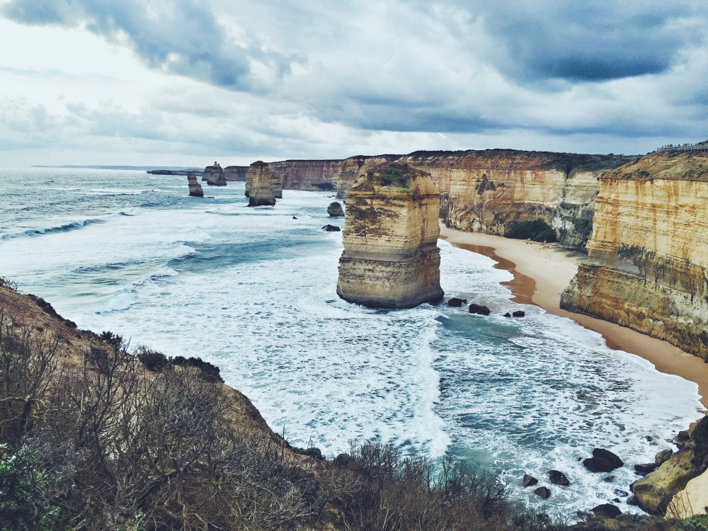 5 July 2016: The Twelve Apostles | Great Ocean Road, Victoria, Australia