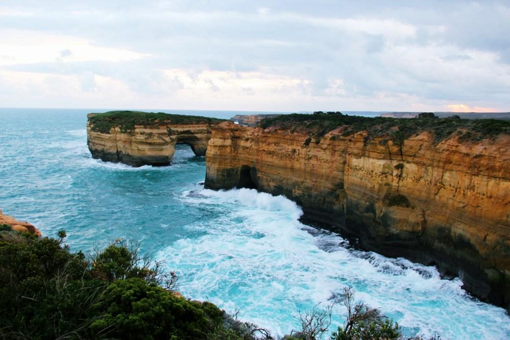 5 July 2016: The Razorbacks | Great Ocean Road, Victoria, Australia