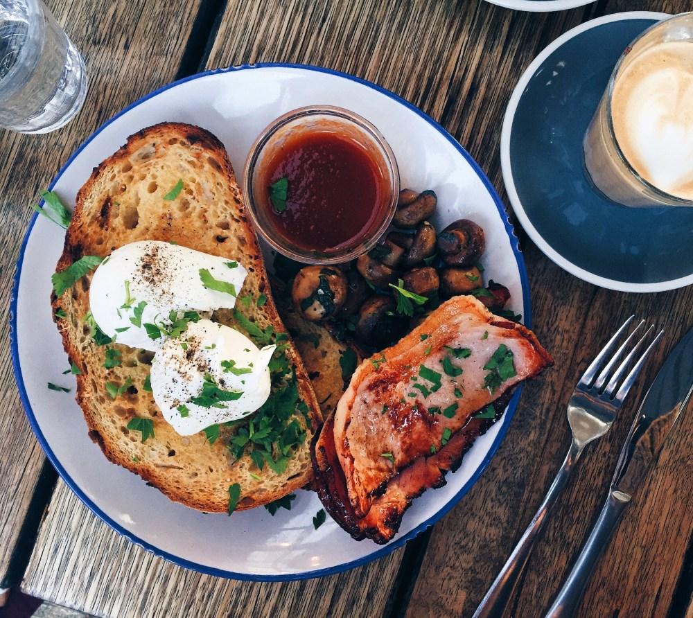 9 July 2016: The Farm Cafe | Melbourne, Australia