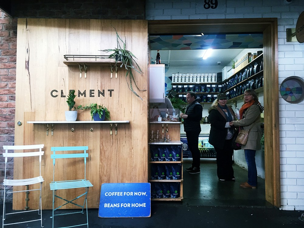 6 July 2016: Clement Coffee | Melbourne, Australia
