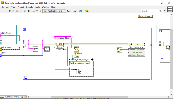 Working with NI LabVIEW 2020 v20.0.0 full crack