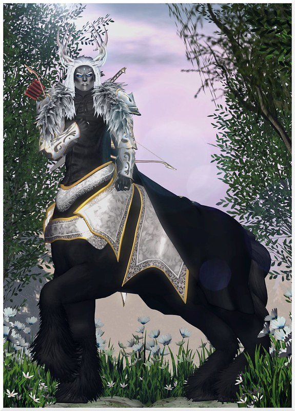 The Great Centaur Gallery - Rayven Firebrand