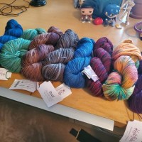 Sockpocalypse Summer, part 1 - Waving Lace Socks