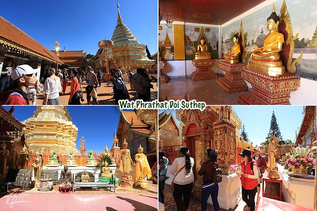 Chiang Mai Local Tours Wat Phrathat Doi Suthep