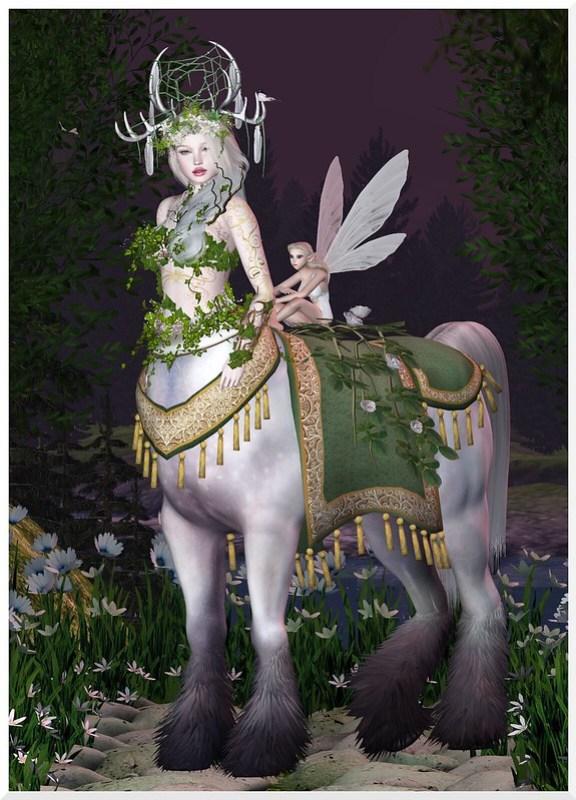 The Great Centaur Gallery - Sharni Azalee