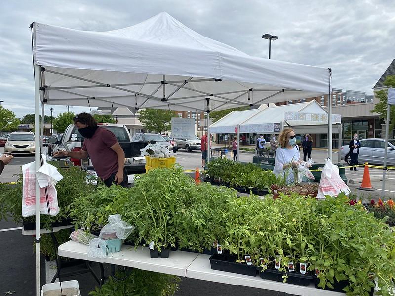 Newark Farmers Market opens