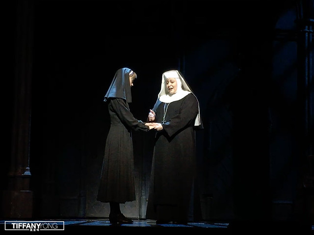 The Sound of Music SG 2017 Abbess