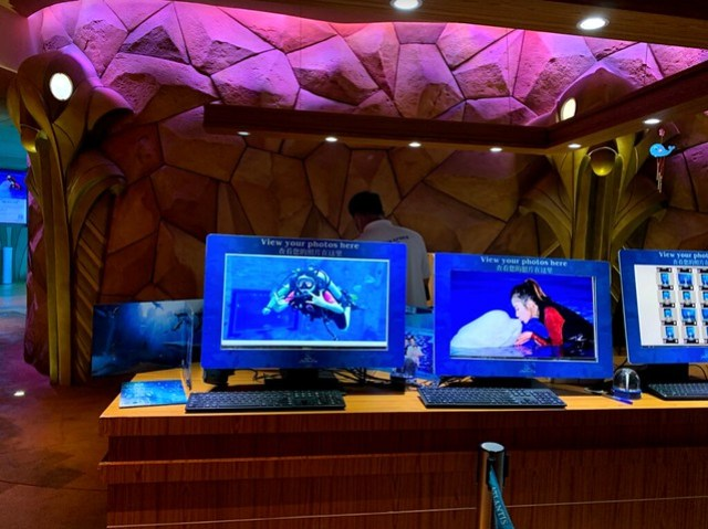 Sanya Atlantis Hotel Aquarium 6