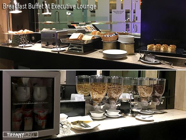Furama City Centre Hotel Executive Lounge copy