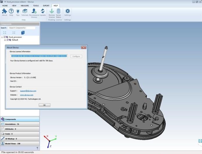 Working with Geometric Glovius Pro v5.1.0.698 full license