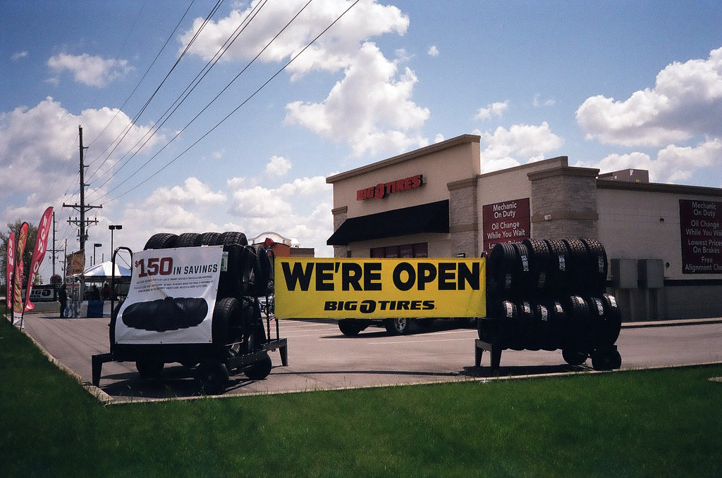 Big O is Open