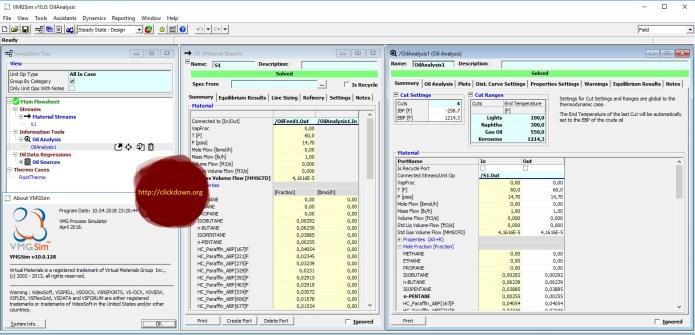Working with VMGSim 10.0 Build 128 full license