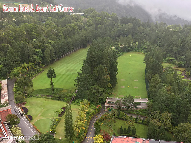 Awana Hotel and Resort Golf Course