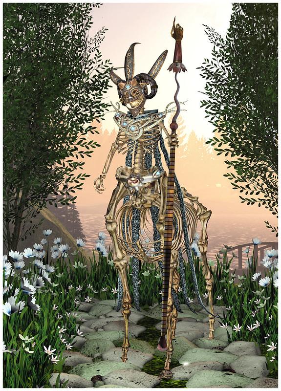 The Great Centaur Gallery - Davenwolf (dead version)