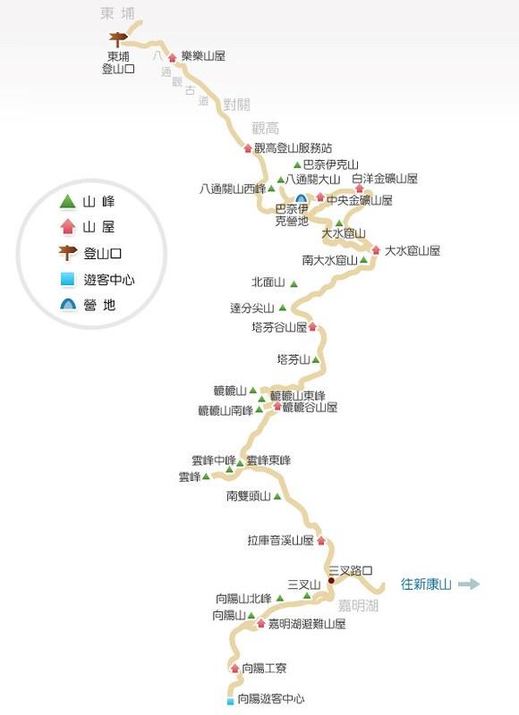 南二段地圖