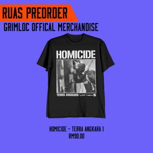 HOMICIDE – Terra Angkara 1