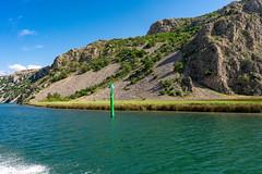 Zrmanja River canyon