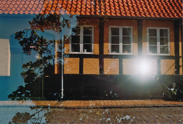 half-timbered houses,, series IV: Rønne
