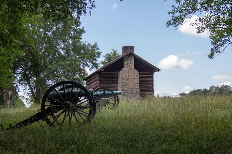 Chickamauga National Military Park49