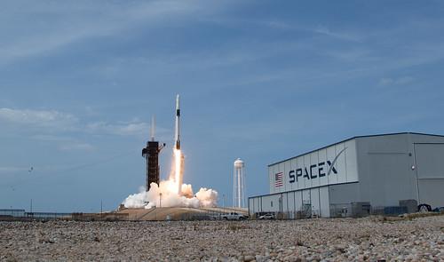 SpaceX Demo-2 Launch (NHQ202005300057)