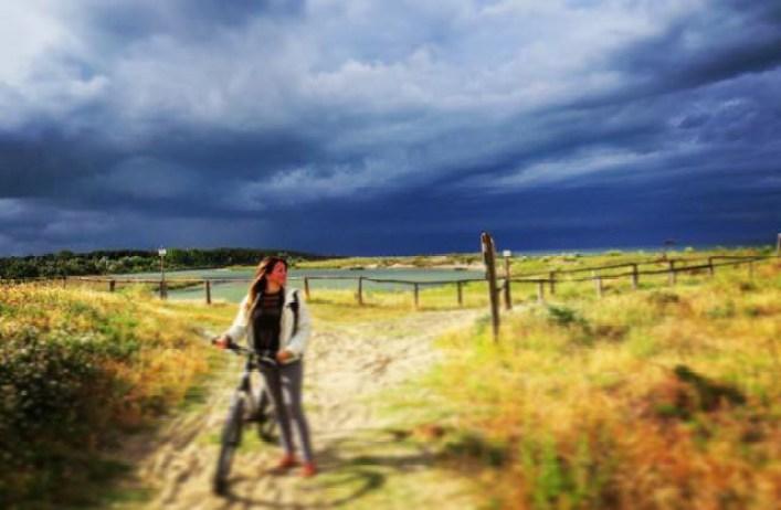 Slow Romagna: in bici attraversando la foce del Bevano e la Pineta di Classe