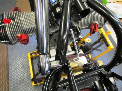 Torque Sub-Frame Bolts to 18 FT-Lbs