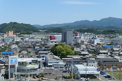 Views from Saiseikai Shigaken Hospital (済生会滋賀県病院) May 28, 2020