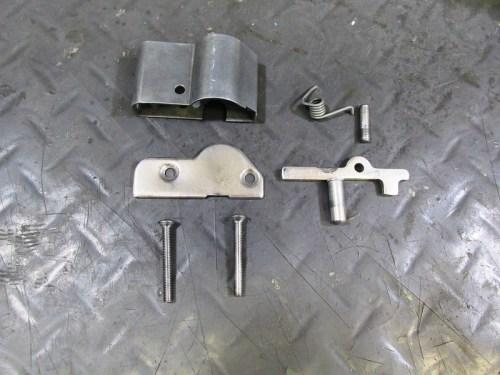 Seat Lock Mechanism Parts