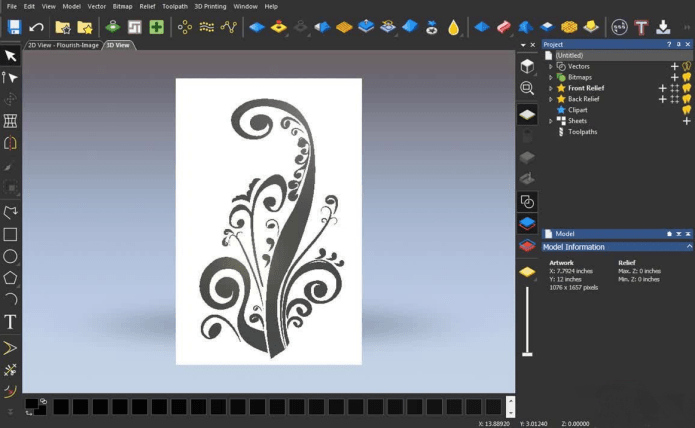 Working with Autodesk ArtCAM 2018.2.1 Premium full