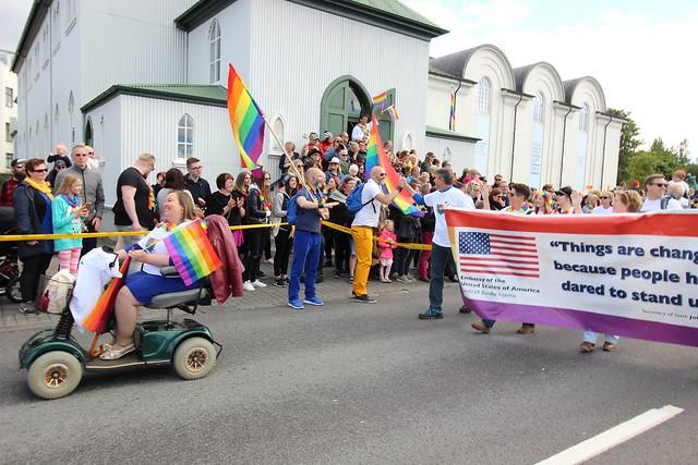 U.S. Embassies Celebrate Pride Month