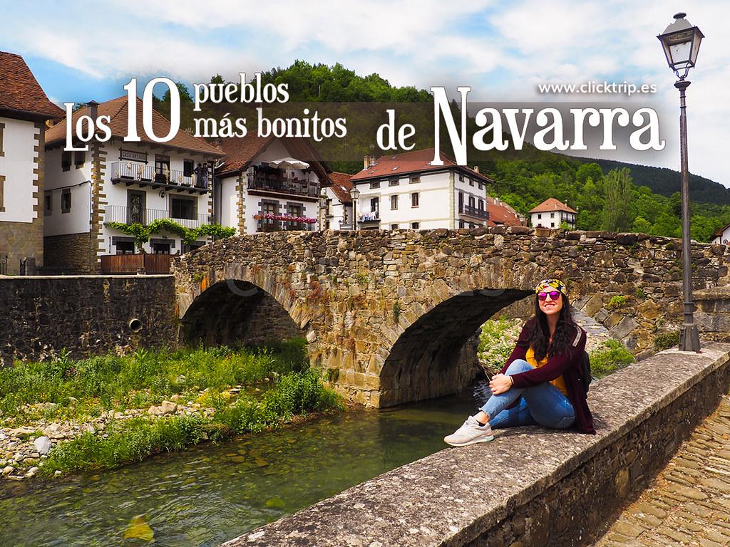 Los 10 pueblos más bonitos de Navarra_Ruta 3 días por Navarra_ClickTrip
