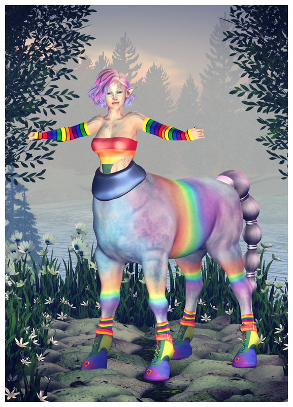 The Great Centaur Gallery - Pride