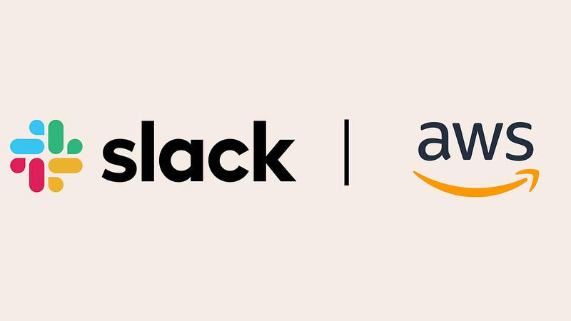 AWS、Slack簽定技術和業務多年合作 對抗Microsoft Teams