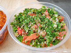 Tabouleh from Apricot Stone